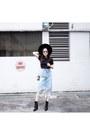 Zara-boots-zara-skirt-asos-t-shirt