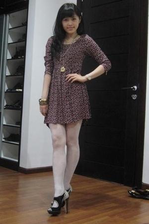 something dress - Topshop shoes