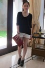 Zara-boots-zara-jumper