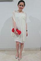 white Willow dress