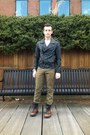 Brown-prada-boots-olive-green-levis-jeans-black-biker-31-phillip-lim-jacket