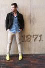 Yellow-wingtip-oxford-cole-haan-shoes