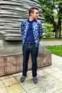 Navy-coach-belt-levis-jeans-violet-leopard-print-asos-jacket