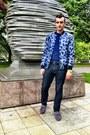 Levis-jeans-violet-leopard-print-asos-jacket-navy-coach-belt
