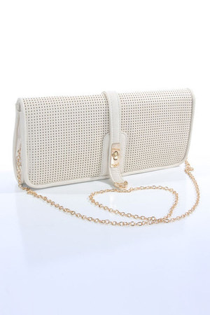 chain michal  zoe bag
