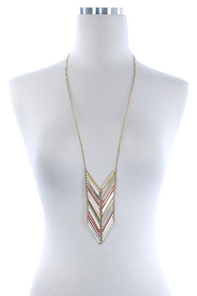 tribal michal  zoe necklace