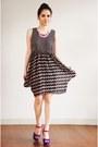 Chiffon-dress