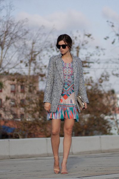 pattern Lovers and Friends dress