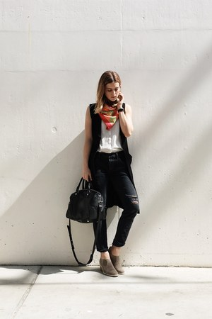 silk Hermes scarf