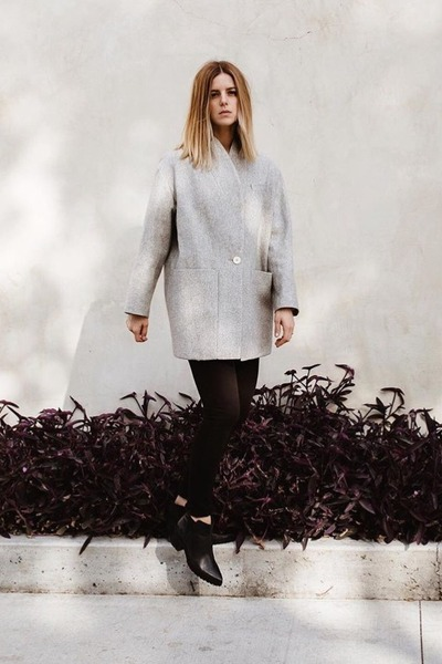 wool IRO coat