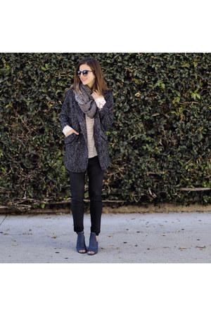 tweed threadsence coat