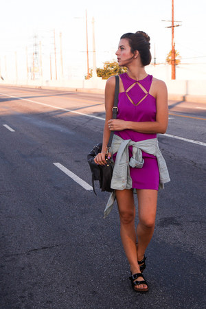 geometric Three Of Something dress