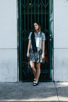 textured Jaggar dress