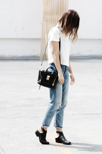 denim mother jeans