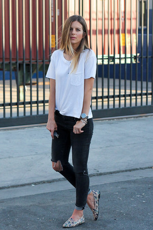 cotton madewell shirt