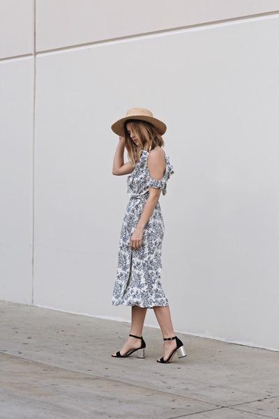 viscose Topshop dress