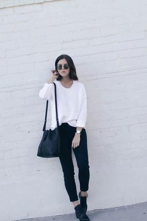 knit J Brand shirt