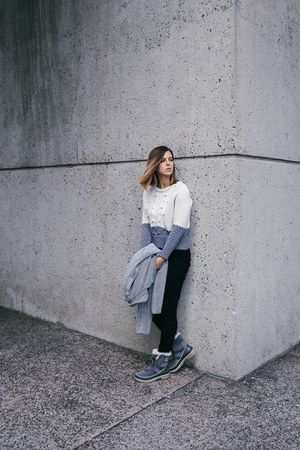 knit St Roche sweater