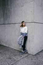 knit St Roche sweater