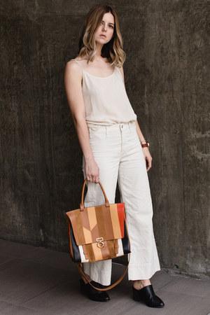 leather Derek Lam bag