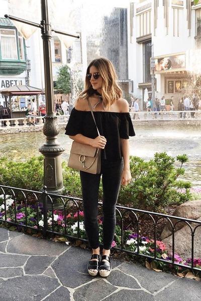 leather Chloe bag