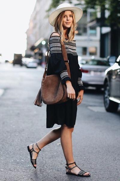 cotton Maje dress
