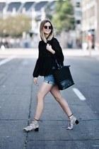 denim madewell shorts