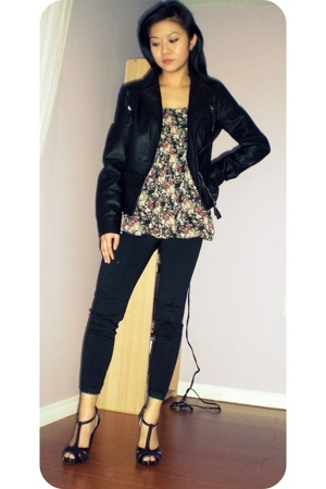forever 21 jacket - Aldo Shoes shoes