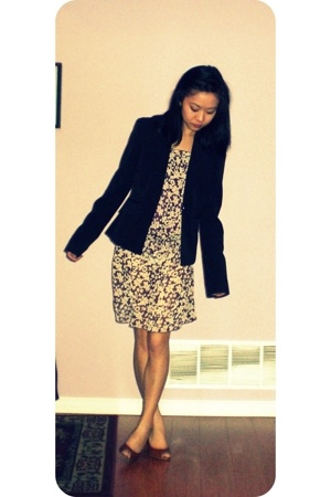 blazer - dress