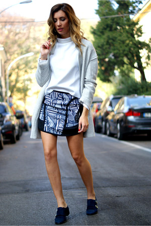 blue q2 skirt
