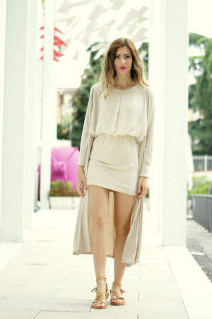neutral TFNC LONDON dress