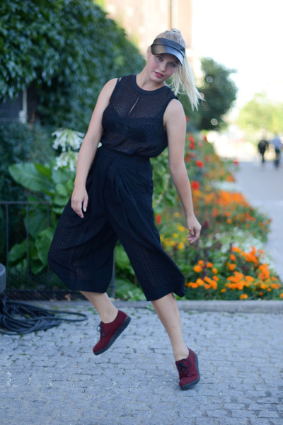 black H&M Trend pants