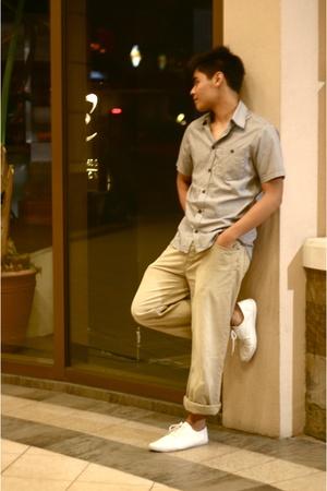 H&M shirt - Old Navy pants