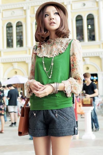 7e-fashion blouse