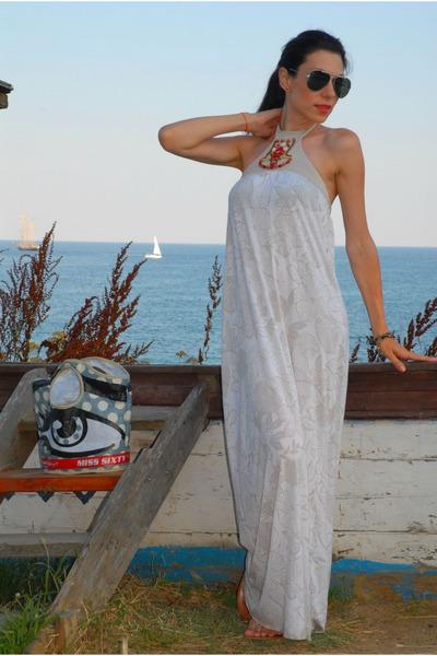 floral dress rip curl dress