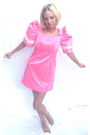 Pink-milk-vintage-dress