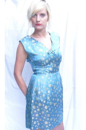 milk vintage dress