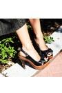 Burnt-orange-forever-21-blouse-dark-brown-thrifted-vintage-purse
