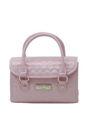 pink Samantha Thavasa accessories