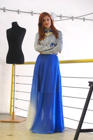 Libor Komosny skirt