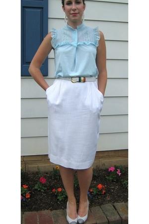 Miskabelle SALE blouse - Miskabelle SALE skirt - MIskabelle shoes - MIskabelle b