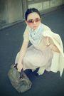 White-zara-shirt-white-portmans-blazer-pink-vintage-shop-skirt-white-sox-g