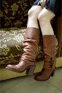 Brown-brown-boots-unknown-brand-boots