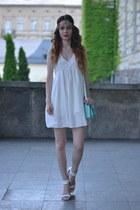 white DressLink dress