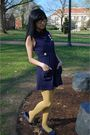 Blue-forever-21-dress-yellow-american-apparel-tights-blue-fairy-tales-are-tr