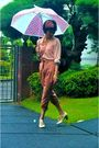 Pink-putris-pink-iconia-cardigan-pink-iconia-beige-scooter-shoes