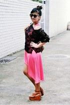 pink MPT dress