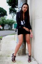 BESTFINDS THRIFTSHOP jacket - peace Generation top - Thriftgasm skirt