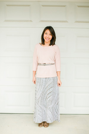 banana republic cardigan - Gap dress - Forever 21 sweater