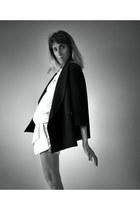 Isabel Marant blazer - Zara shorts - Brian Lichtenberg t-shirt